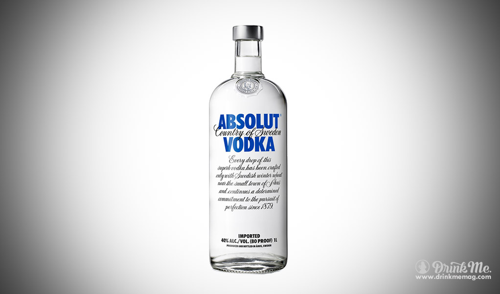Absolut vodka best popular spirits in the usa drinkmemag.com drink me