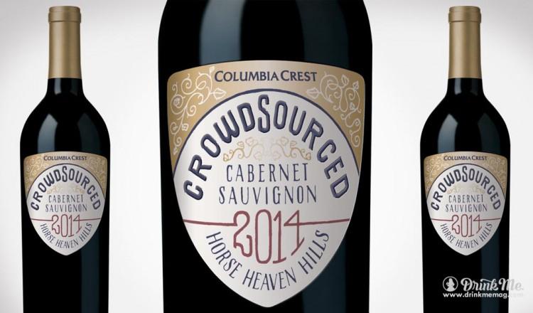 Columbia Crest crowdsourced cabernet dirnkmemag.com drink me