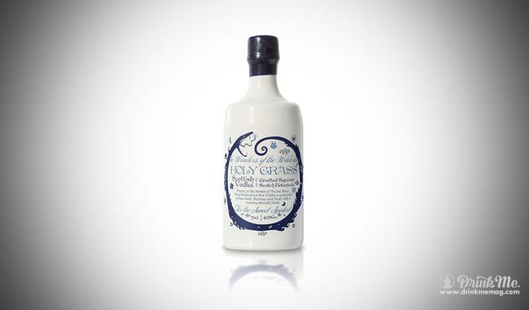 Holy Grass Vodka drinkmemag.com drink me