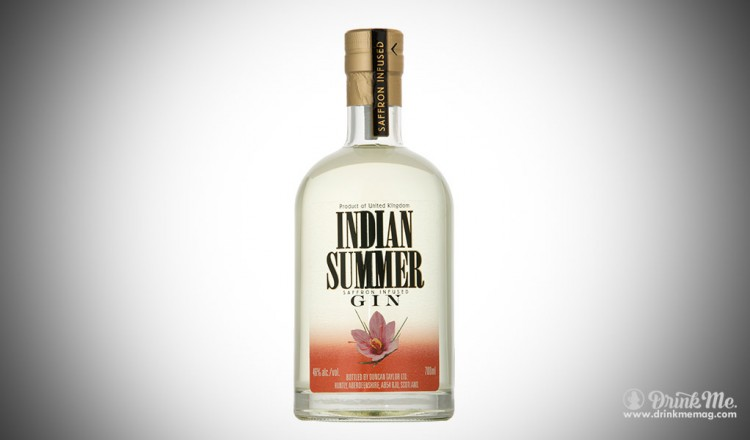Indian Summer Gin drinkmemag.com drink me