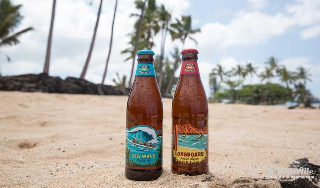KONA BEer drinkmemag.com drink me beer