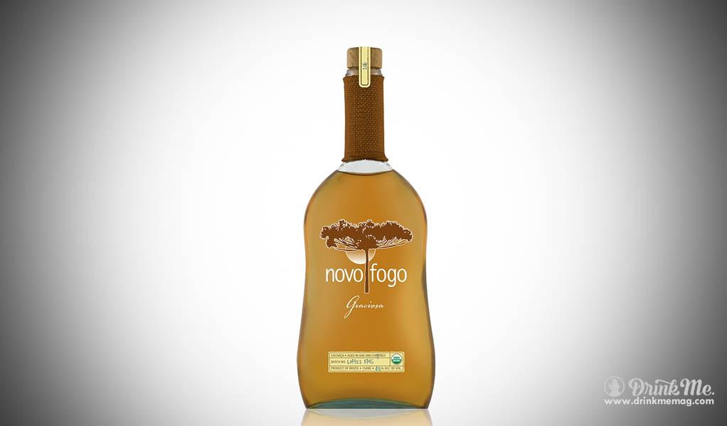 Novo Fogo Cachaca introduces GRACIOSA drinkmemag.com drink me