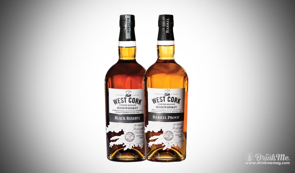 West Cork irish Whiskey drinkmemag.com drink me