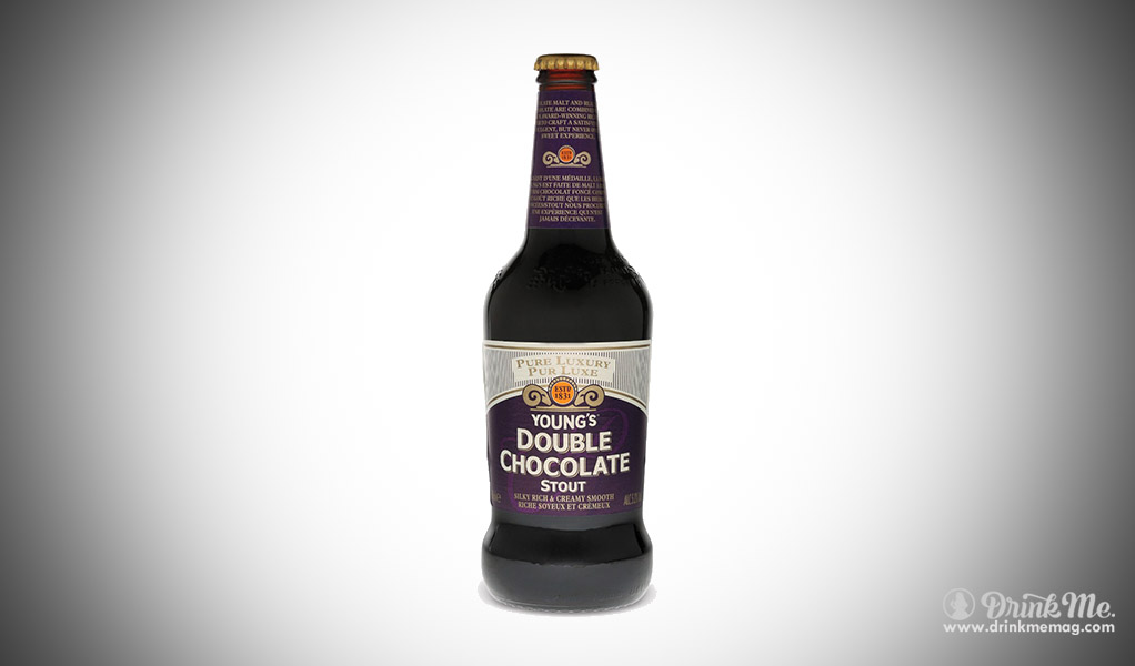 Youngs Double Chocolate Stout drinkmemag.com drink me best chocolate alcohol drink me