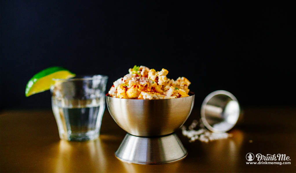 popcorn tequila drinkmemag.com uses for tequila drink me