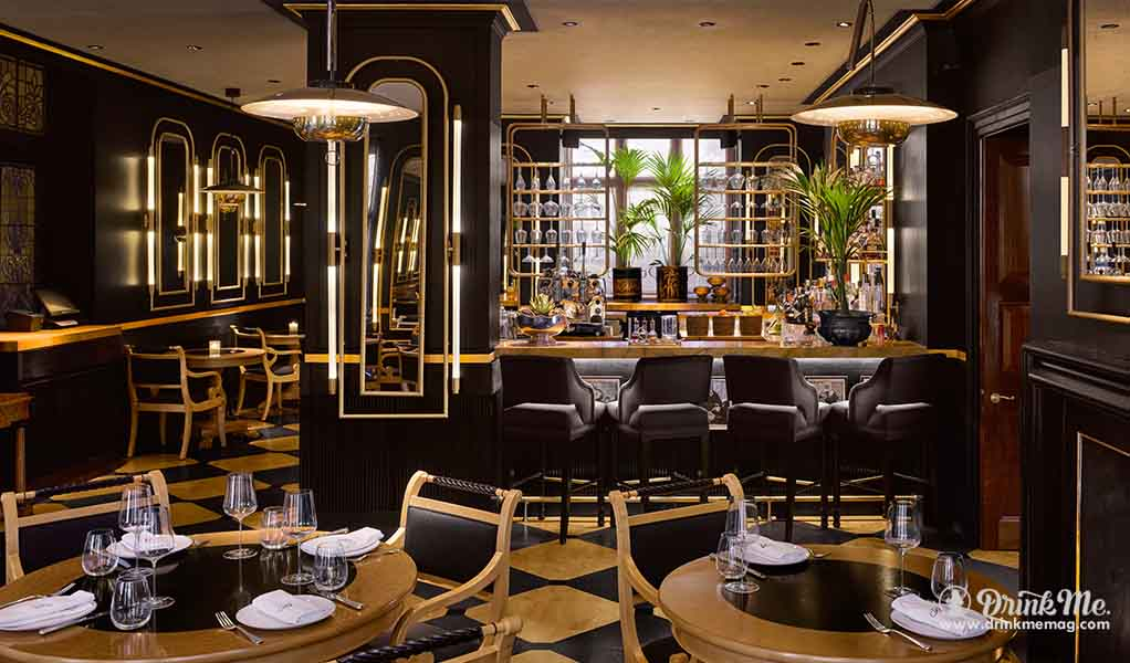 The bar at blakes drink me for Best boutique hotels london 2016