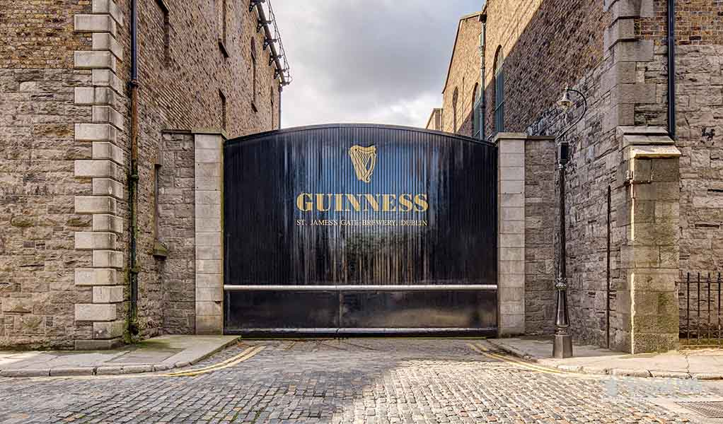 The Guinness Storehouse Drink Me