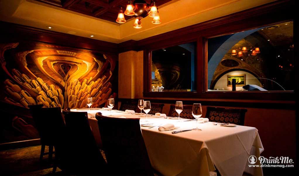 Farallon San Francisco famous seafood restaurant drink me2