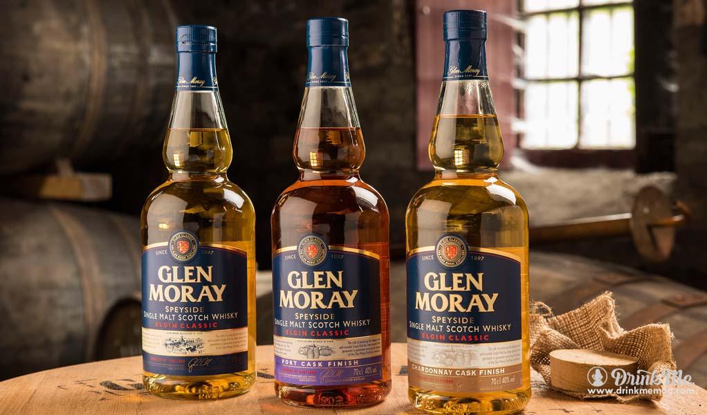 GLEN MORAY ELGIN HERITAGE COLLECTION drinkmemag.com drink me