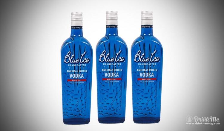 Blue Ice vodka drinkmemag.com drink me