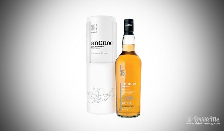 Ancnoc 35 year limited drinkmemag.com drink me