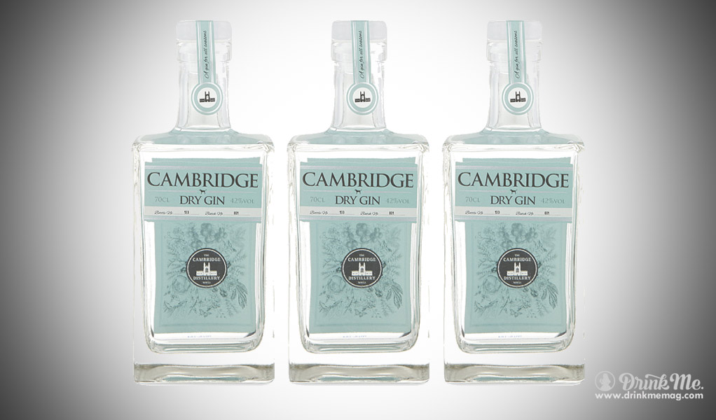 Cambridge Seasonal Gin Autumn/Winter