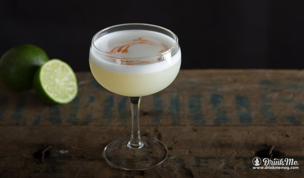 Best Pisco Sour Cocktails Pisco drinkmemag.com drink me1