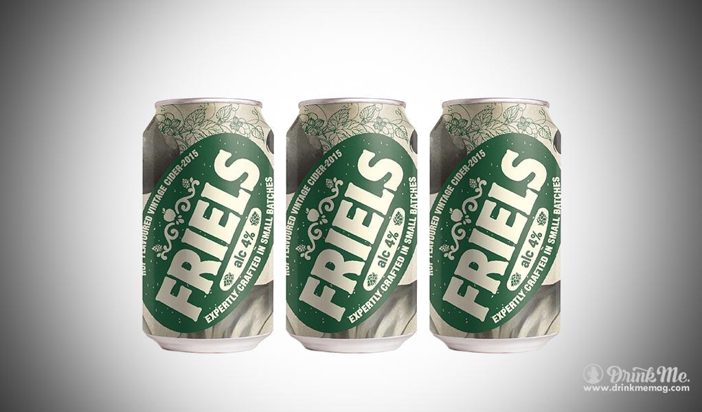 Friels drinkmemag.com drink me cider hard cider ale