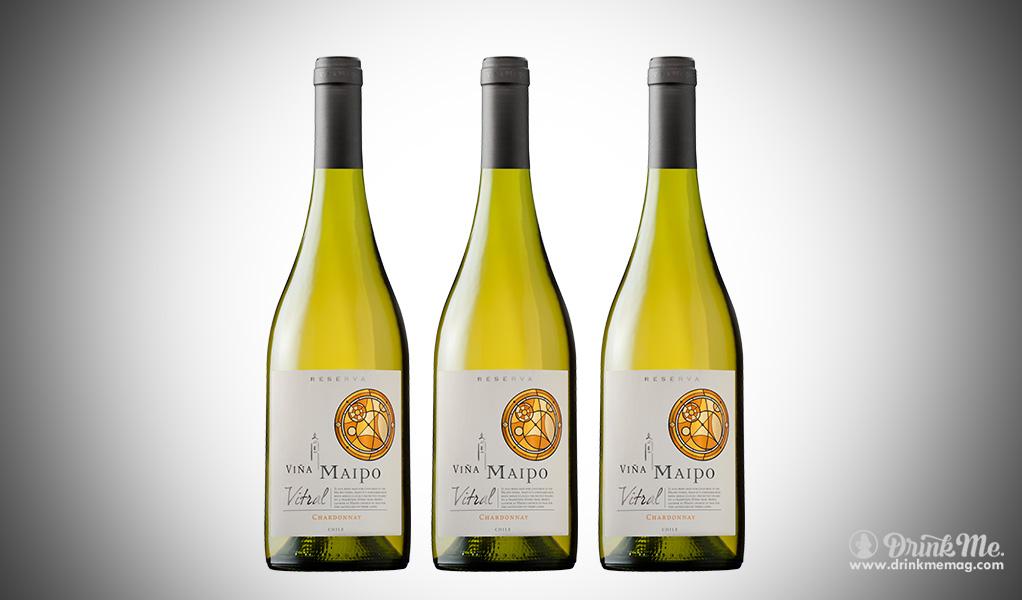 Vitral Reserva Chardonnay, Chile drinkmemag.com drink me