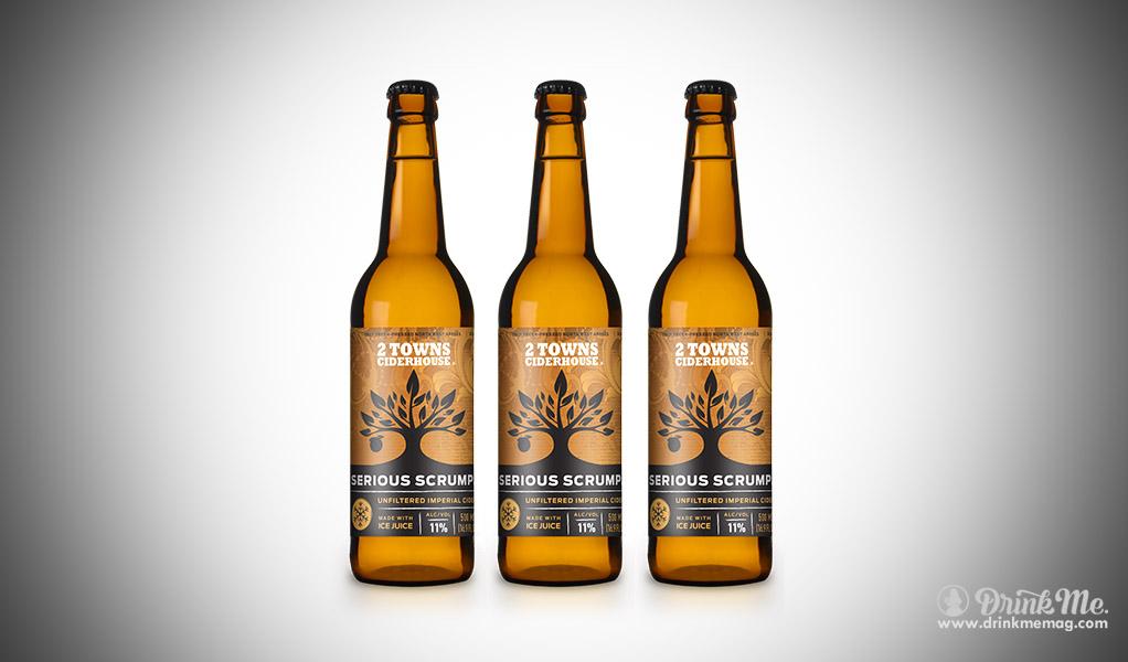 2 Towns beer drinkmemag.com drink me