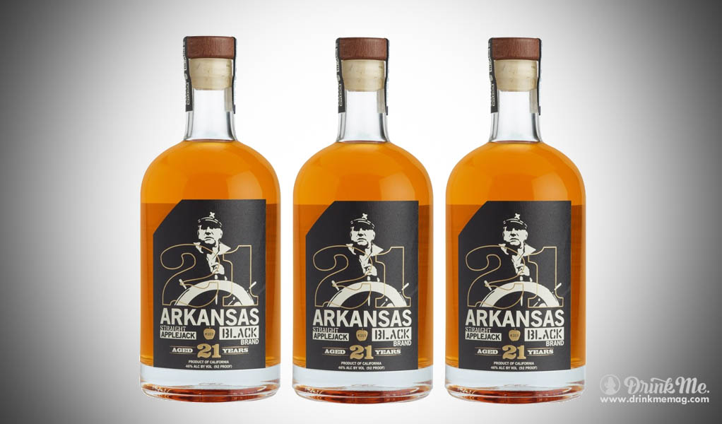 Arkansas Black Applejack 21-Year drinkmemag.com drink me