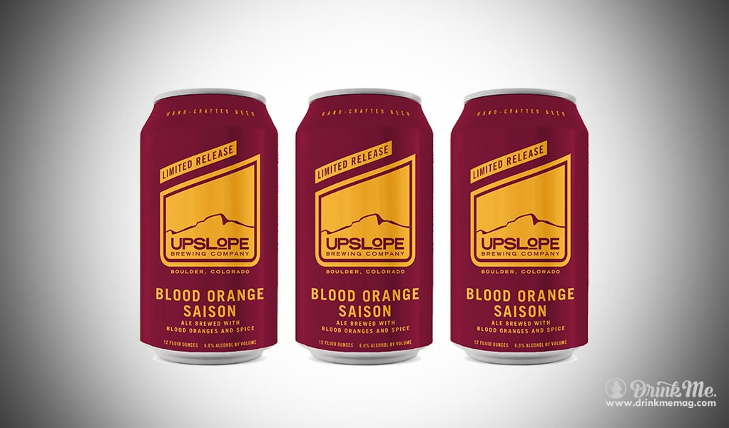 Blood Orange Saison drinkmemag.com drink me