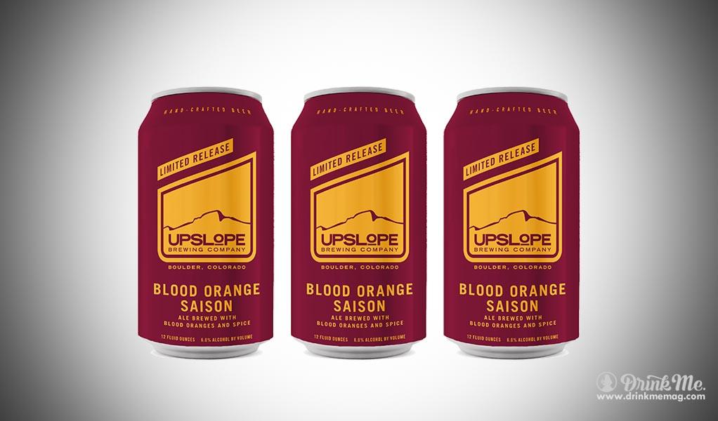 Blood Orange Saison drinkmemag.com drink me