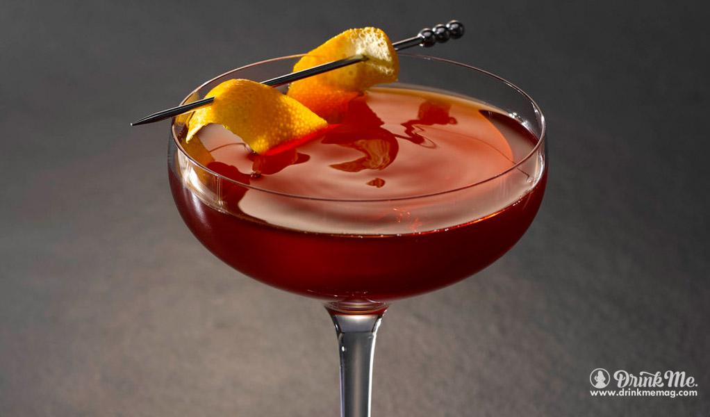 Boulevardier elijah craig cocktail drinkmemag.com drink me