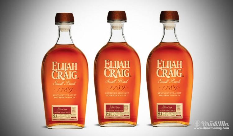 Elijah Craig small batch drinkmemag.com drink me 1