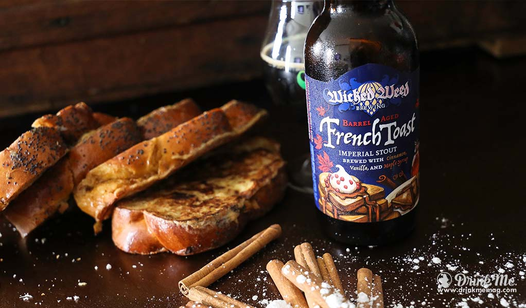 French Toast Wicked Wicked Weed French Toast Imperial Stout