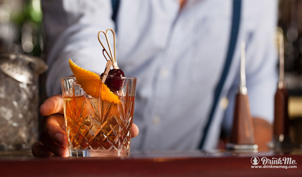 Old Fashioned Elijah Craig drinkmemag.com drink me