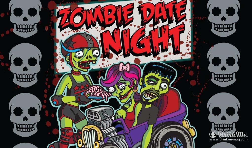 Zombie date Night 3 Stars Zombie Date Night
