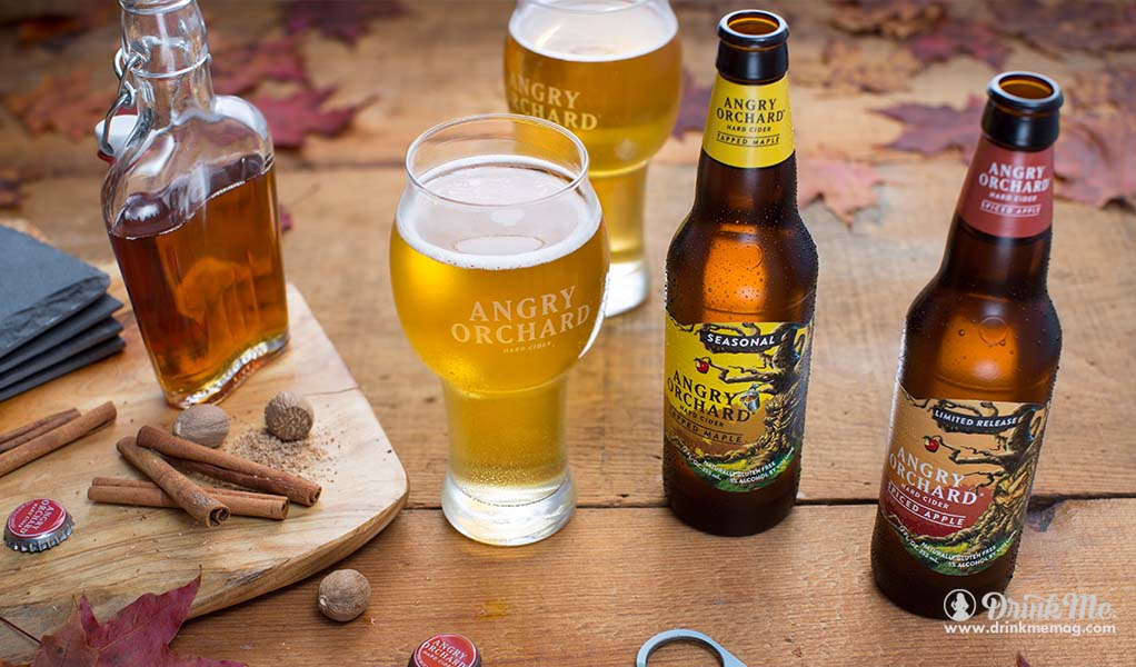 Angry Orchard Tapped Maple drinkmemag.com drink me