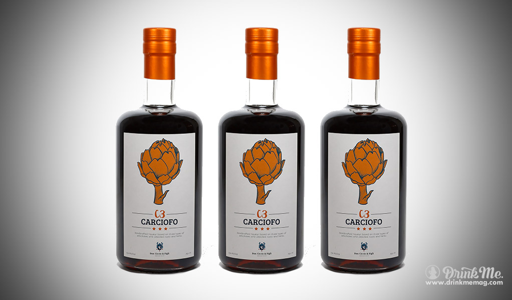CARCIOFO Liqueur drinkmeamg.com drink me