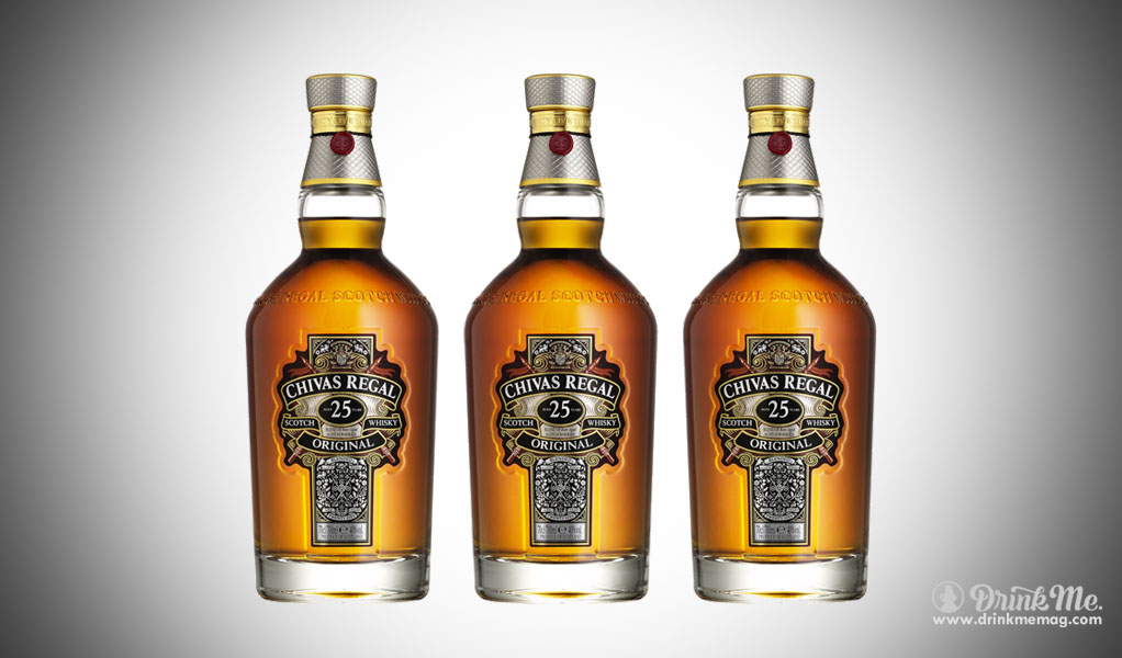 Chivas Regal 25 drinkmemag.com drink me