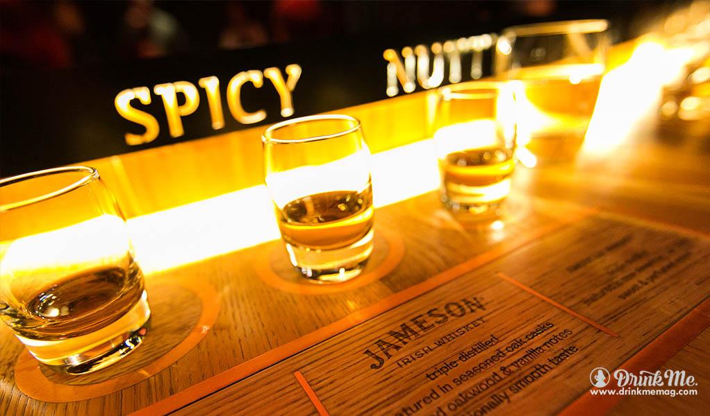 Jameson Bow St Distillery Dublin Drinkmeamg.com drink me adrian smith