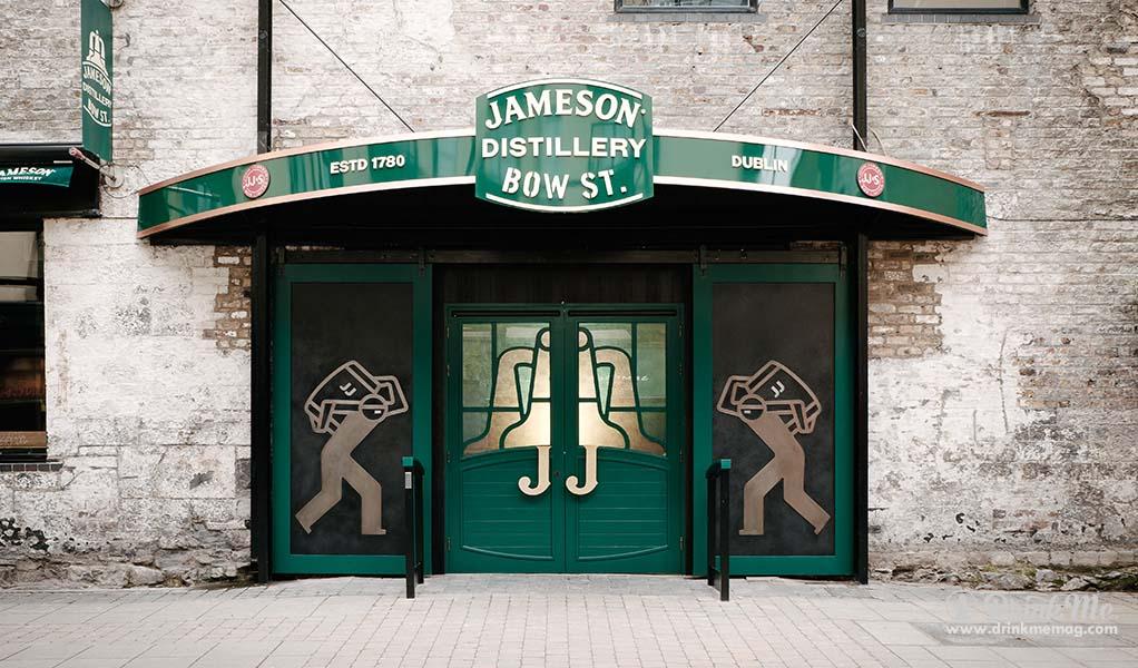Jameson Distillery drinkmemag.com drink me