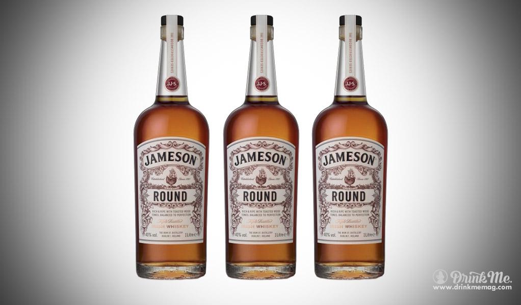 Jameson Round drinkmemag.com drink me
