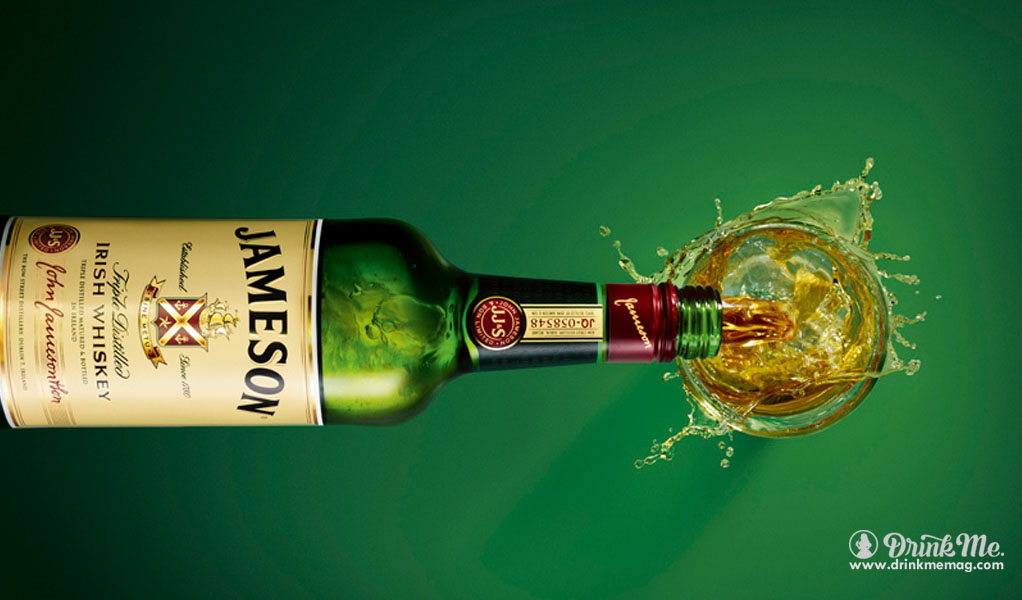 Jameson Whiskey drinkmemag.com drink me
