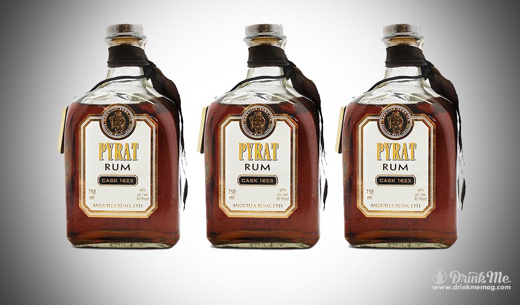 Pyrat Rum Cask 1623 drinkmemag.com drink me top 5 rums