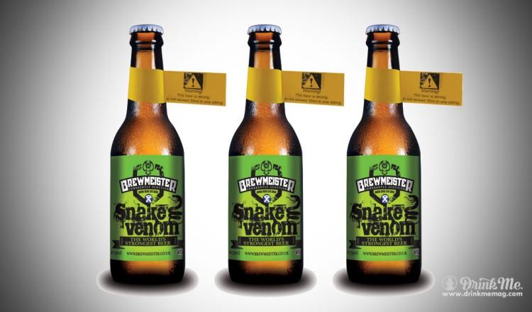Snake Venom Beer drinkmemag.com drink me