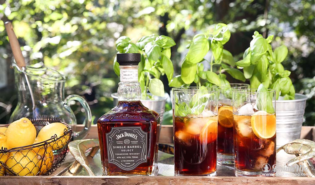 Backyard BBQ Jack Daniels Single Barrel Collection drinkme drinkmemag.com