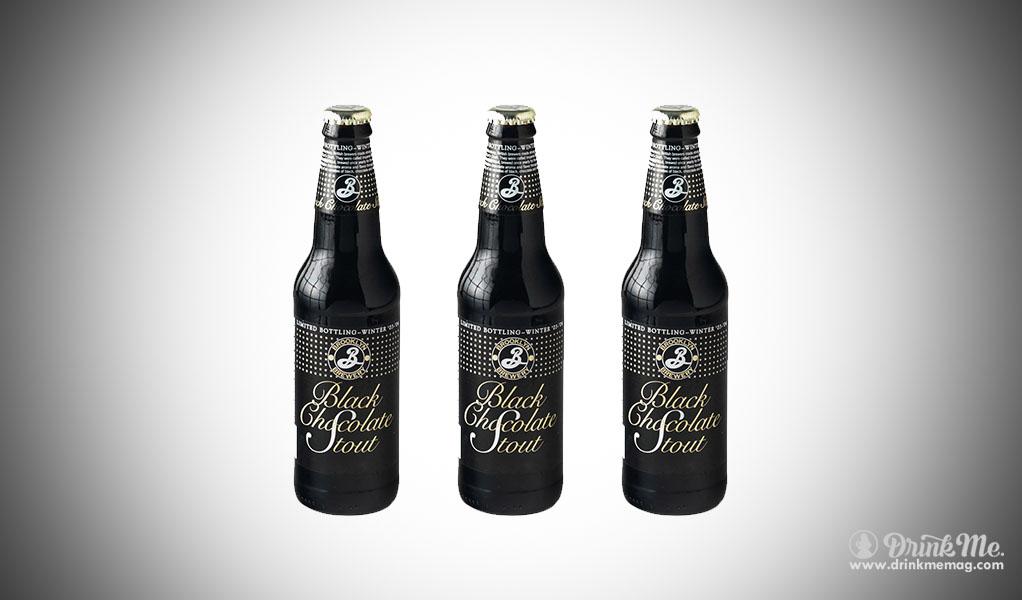 Brooklyn Black Chocolate Stout drinkmemag.com drink me Top Chocolate Beer