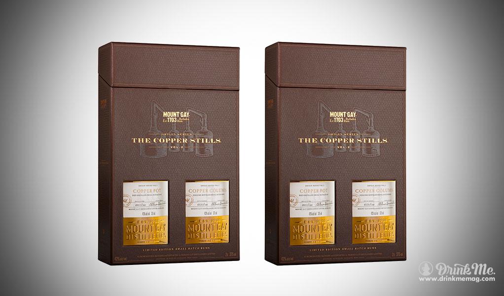 Copper Stills Origin Series drinkmeamg.com mount gay
