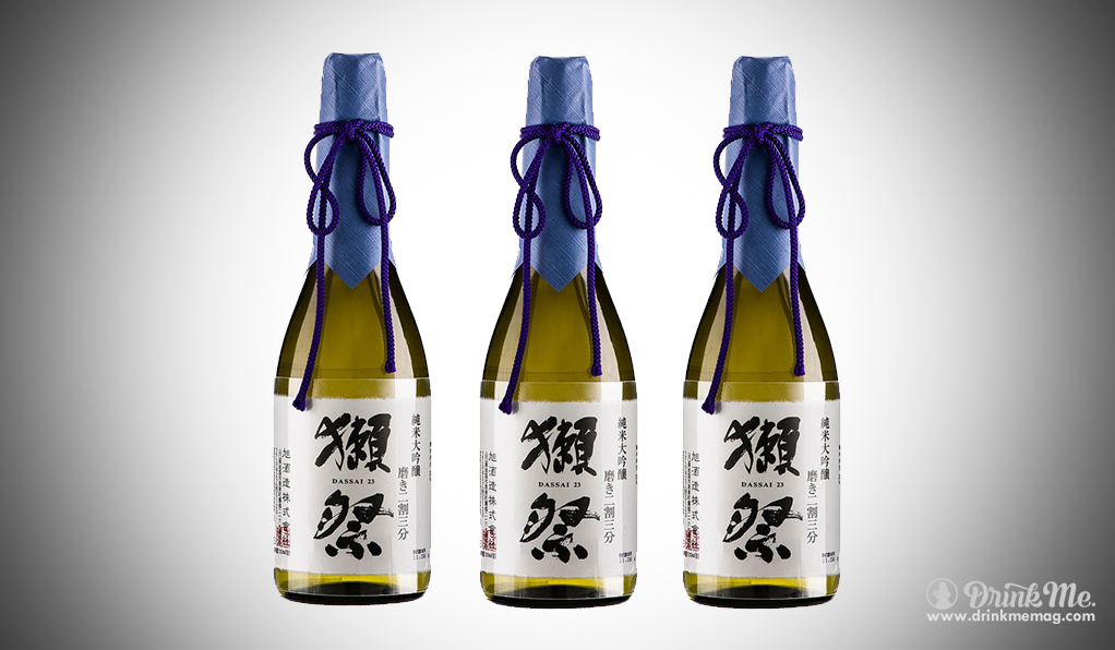 Dassai23 drinkmemag.com drinkme best sake