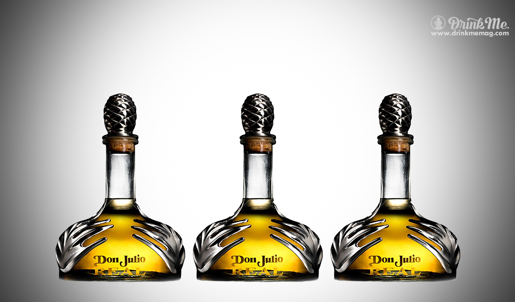 Don Julio Real Tequila Extra-Aged Añejo Tequila drinkmemag.com drink me top 5 tequilas over $150
