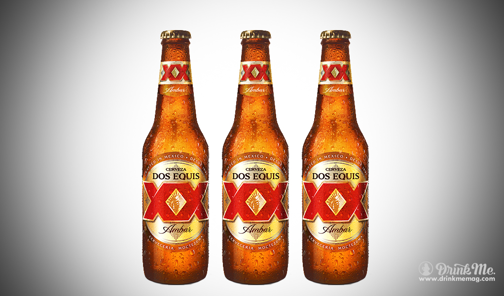 Dos Equis drinkmemag.com drink me top mexican beers