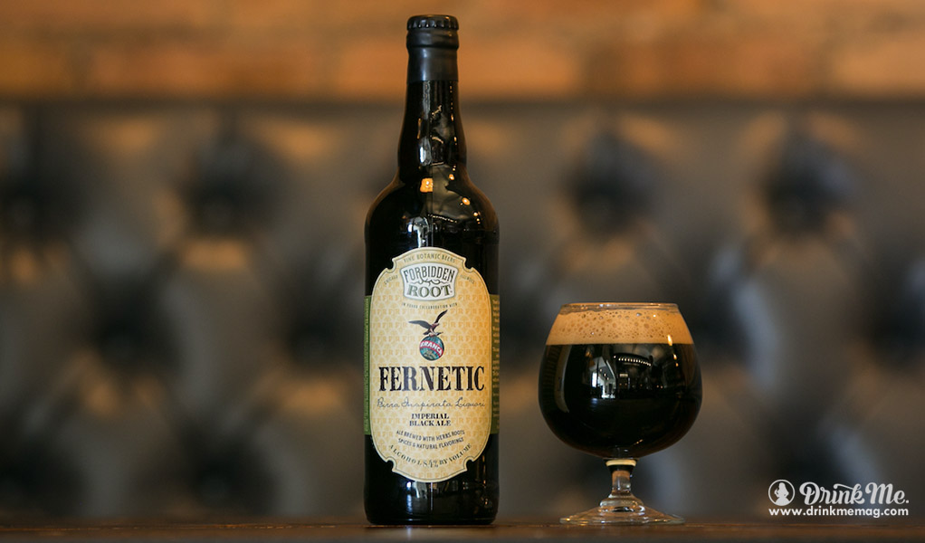 Fernetic Fernet Branca beer drinkmemag.com drink me