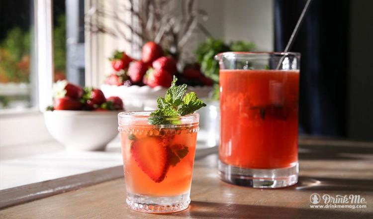 Jack Daniels Single Barrel Collection drinkme drinkmemag.com berry smash