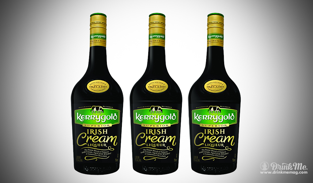 Kerry Gold Irish Cream drinkmemag.com drink me The Only 5 Cream Liqueurs you'll ever need