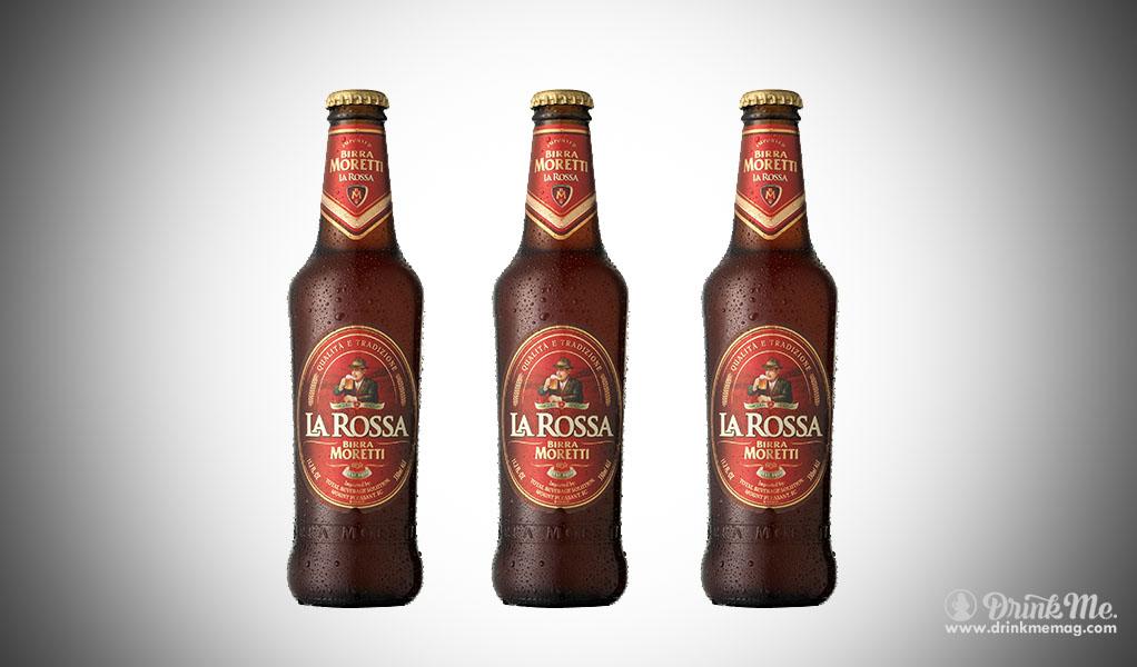 La Rossa drinkmemag.com drink me Top Italian Beers