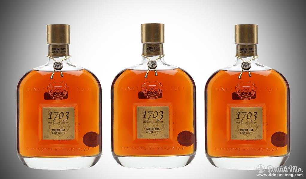 Mt Gay 1703 drinkmemag.com drink me Mount Gay 1703