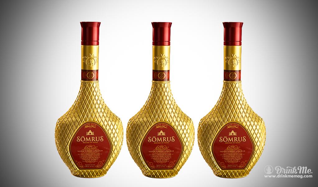SOMRUS The Original Indian Cream Liqueur drinkmemag.com drink me The only 5 cream liqueurs you'll ever need