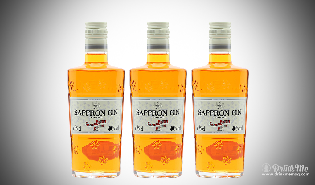 Saffron Gin drinkmemag.com drink me weird gins